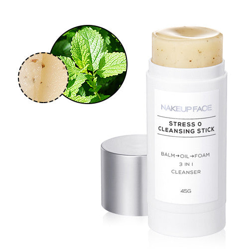 [NAKEUP FACE] Stress 0 Cleansing Stick 45g