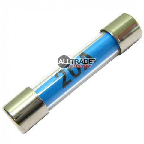 Glass Fuses 30mm