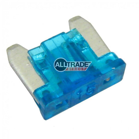 Low Profile Mini Blade Fuses