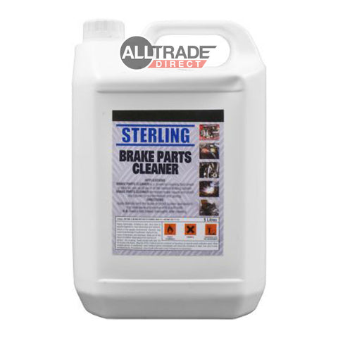 5 litres brake cleaner