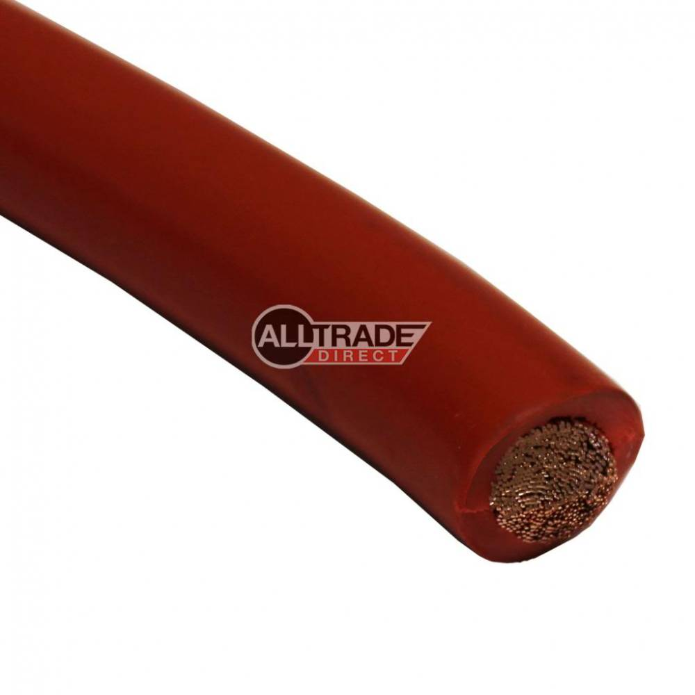 70mm red battery cable