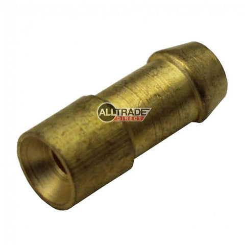 brass bullet crimp terminals