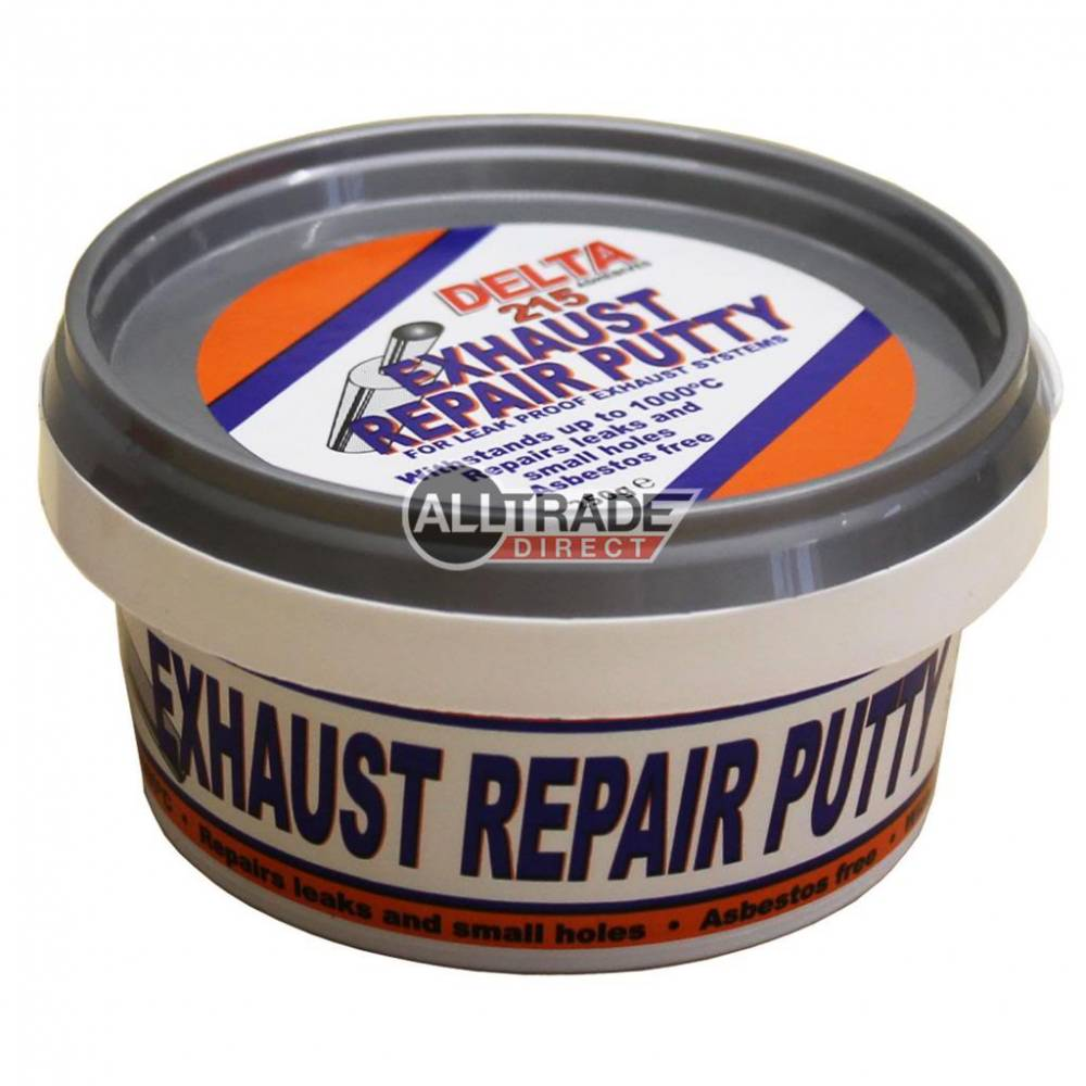 exhaust repair putty