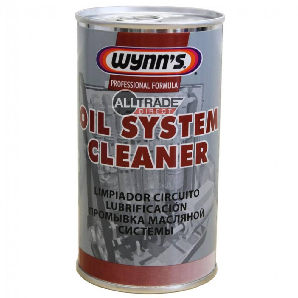 wynns oil system cleaner