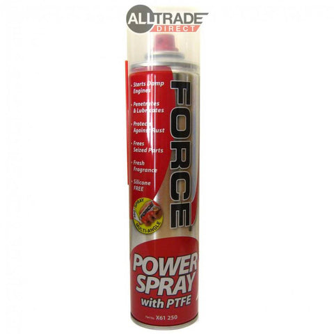 force maintenance spray