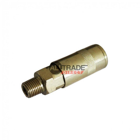 quick release male airline coupling