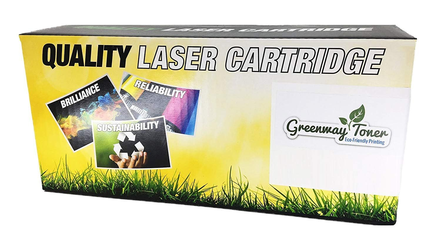 Greenway Toner Genuine Remanufactured Cartridges