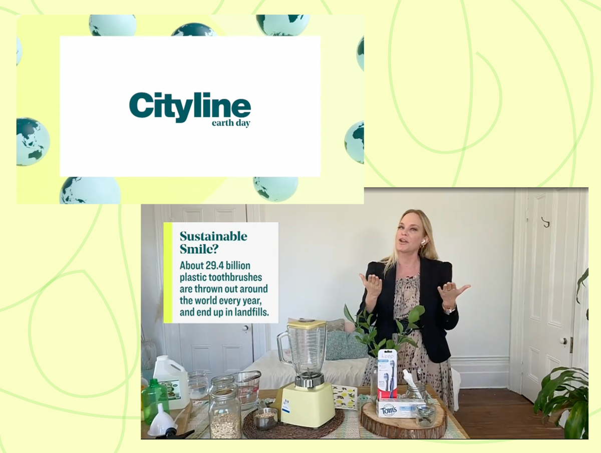 Earth Day with CityLine