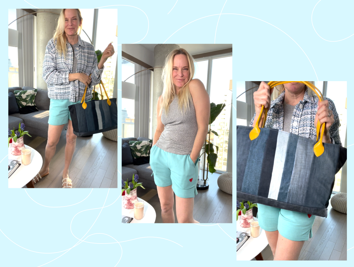 How to Style Evy Shorts