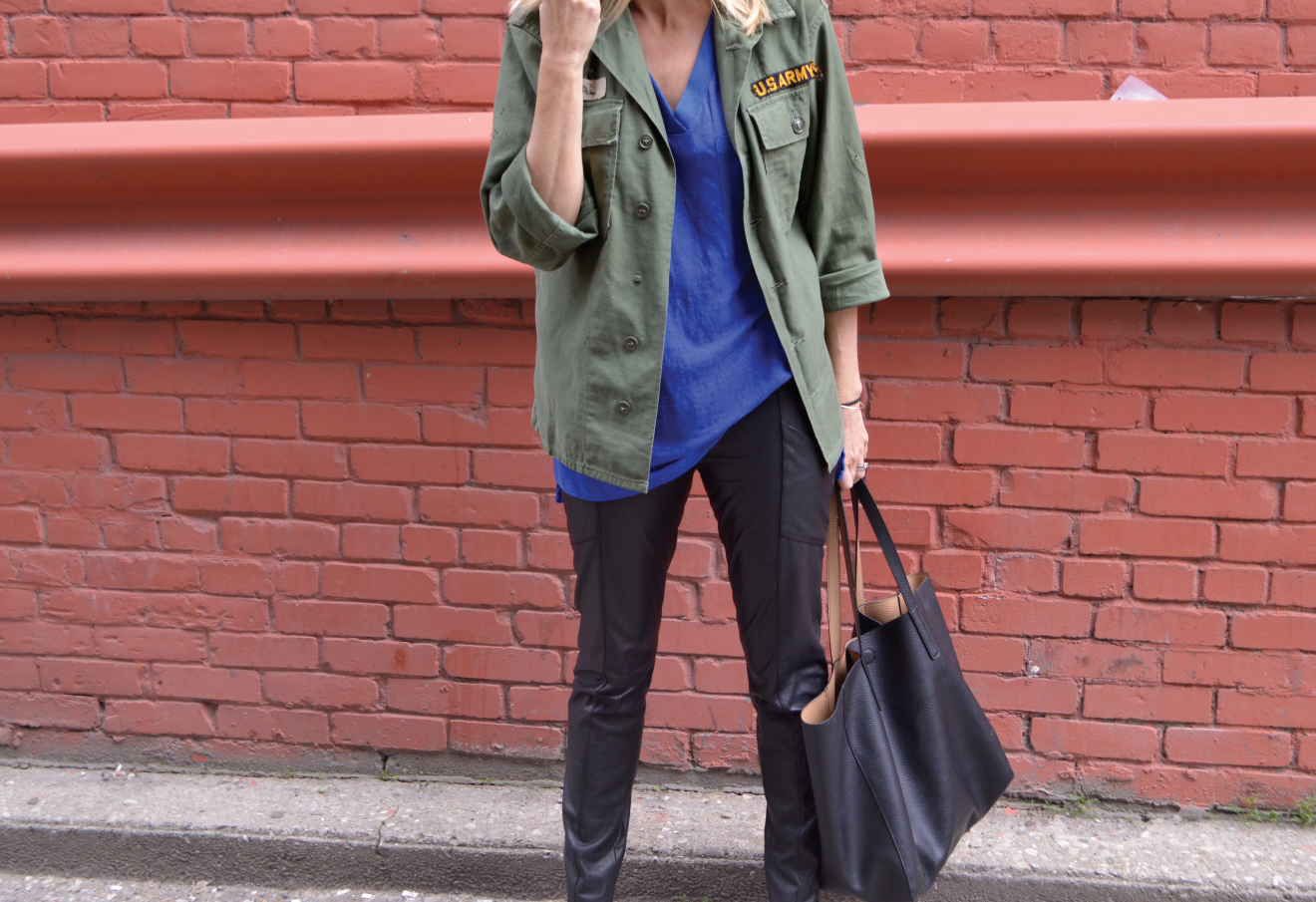 Vintage Military Jackets with CityLine