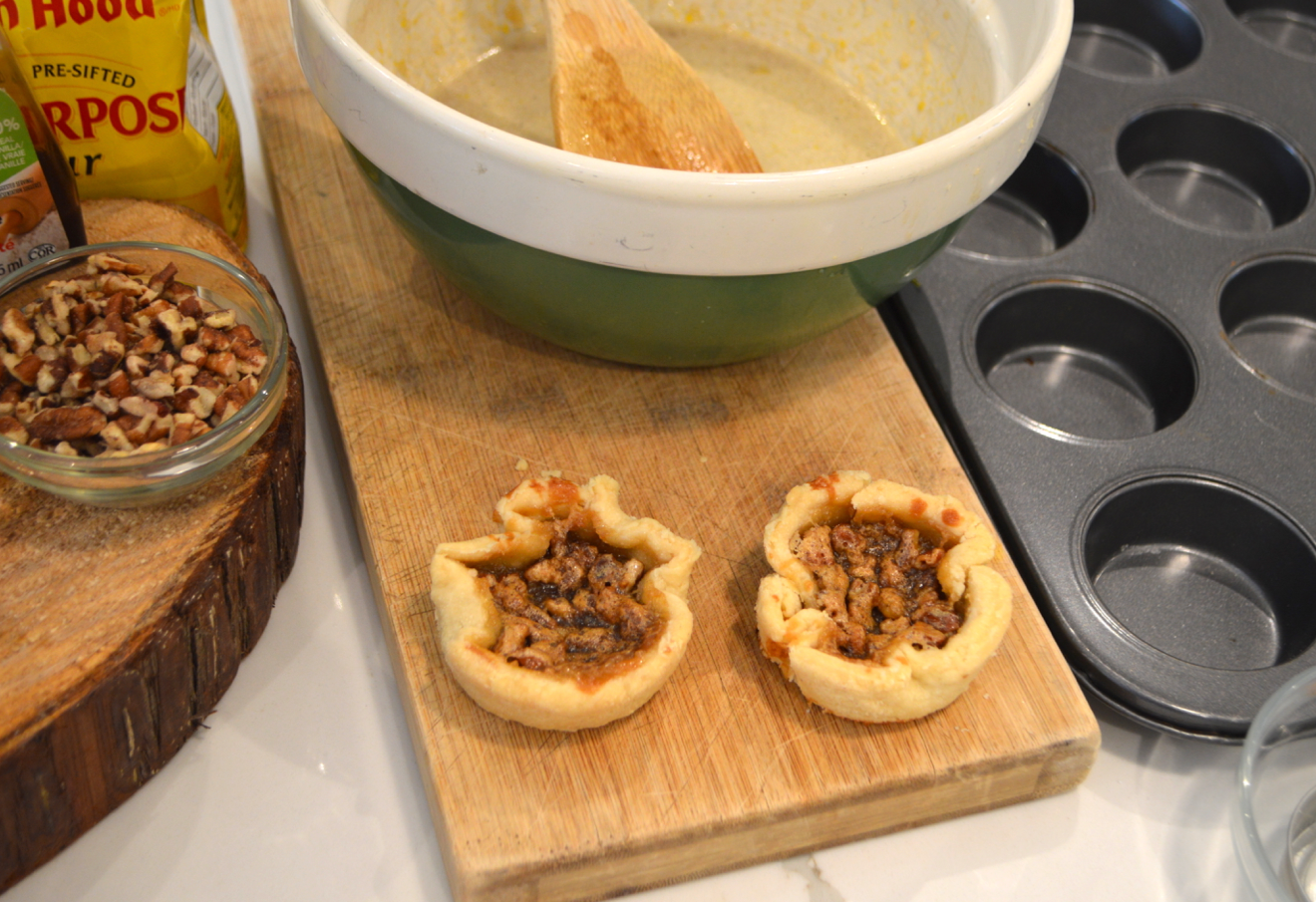 Julia and Mimi's Plant-Based Butter Tarts