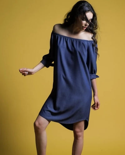 Elena Off Shoulder Dress