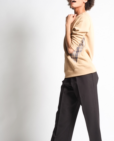 Hannah Sweatshirt in Beige