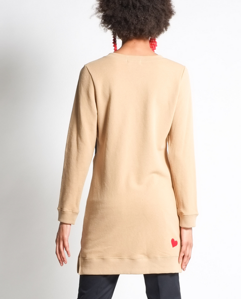 Ruby Tunic in Beige