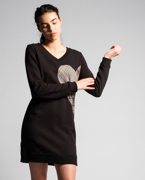 Sadie Tunic in Black