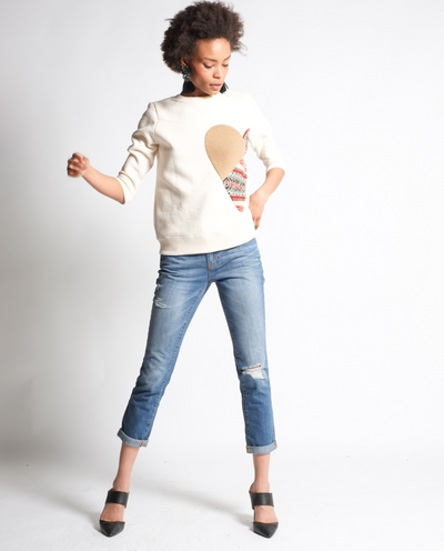 Lavanda Sweatshirt in Eco