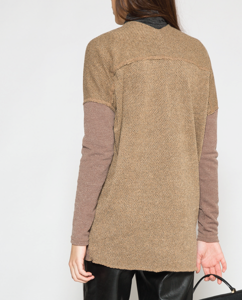 Lincoln Top in Beige
