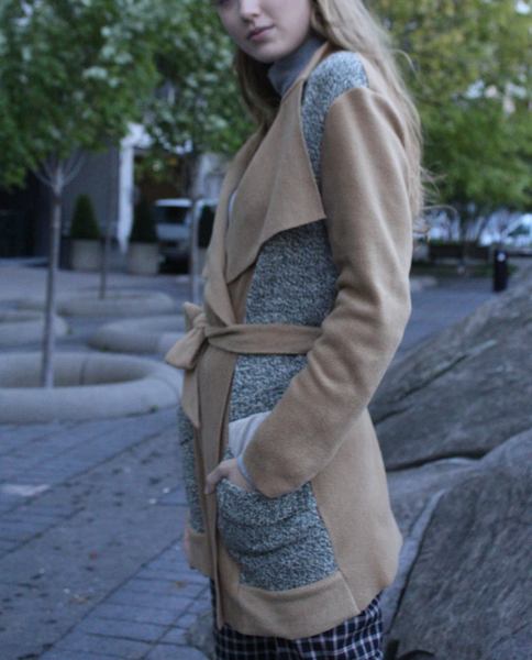 Morgan Jacket in Beige