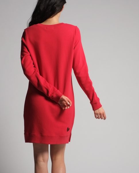 Ruby Tunic in Red