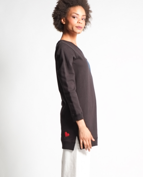 Ruby Tunic in Black