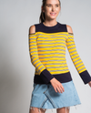 Topaz Top in Yellow