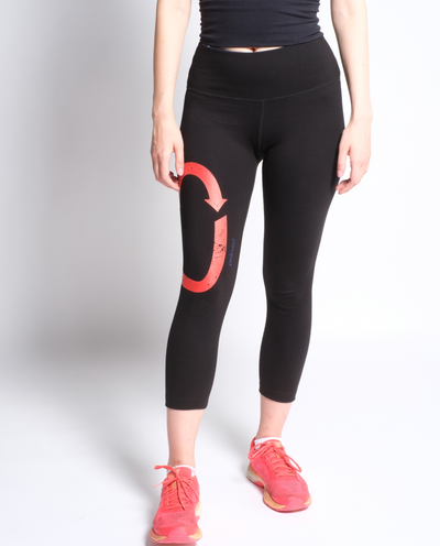 Yonge Cropped Leggings