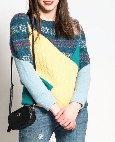 Robson Sweater in Bright