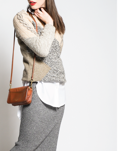 Robson Sweater in Neutral