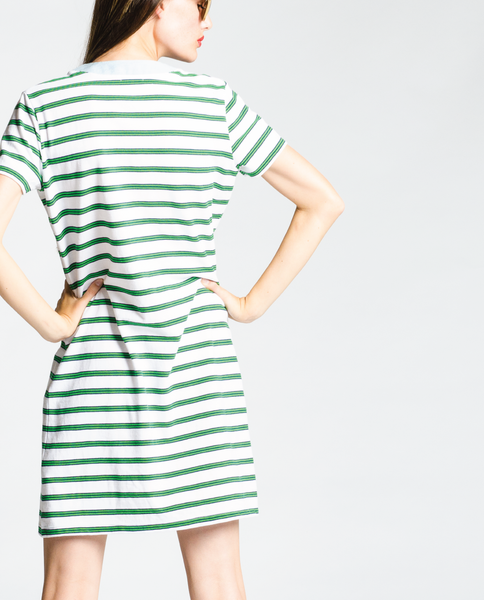 Velma Dress in Green