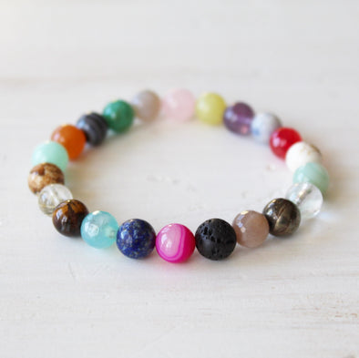 Happy Vibes Bracelet