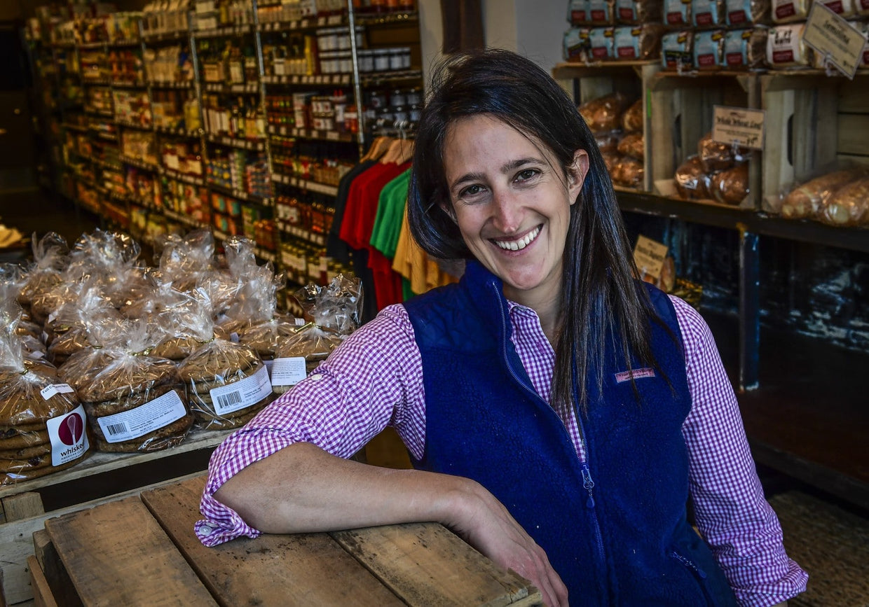 F*Type Series: Danielle Vogel, Founder of Glen's Garden Market
