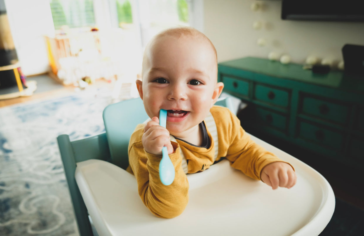 Five Strategies for Pediatric Oral Health