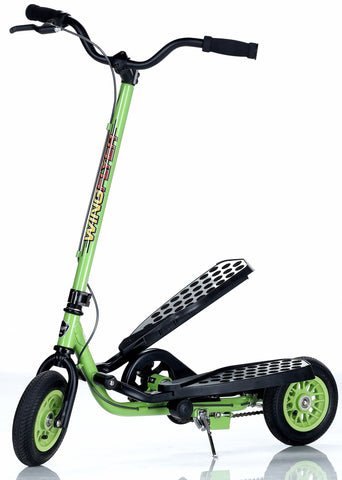 WingFlyer Z100 Elliptical Stepper Scooter Bike