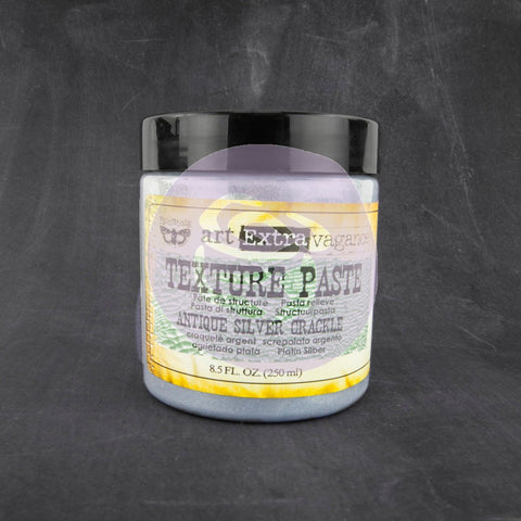 Texture Paste-Antique Silver Crackle