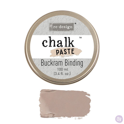 Chalk Paste-Backram Binding