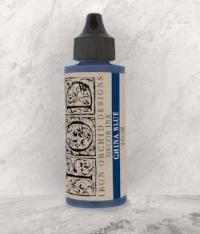China Blue Ink  2oz/60ml
