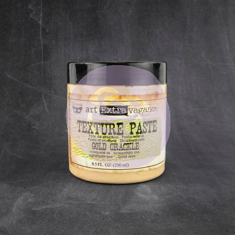 Texture Paste-Gold Crackle