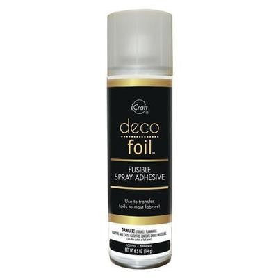 Deco Foil - Fusible Spray Adhesive