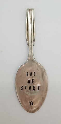 Bookmark - End of Story