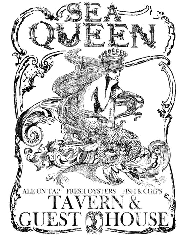 Sea Queen (2 sizes)