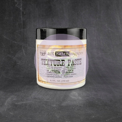 Texture Paste-Platinum Crackle