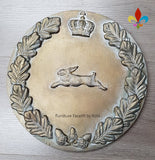 Round Wall Plaque Class