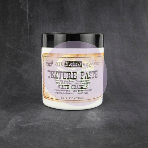 Texture Paste-White Crackle