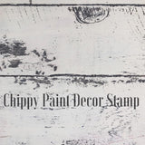 Chippy Paint Stamp
