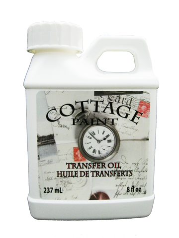 Transfer Oil -118 ml (4 fl oz)