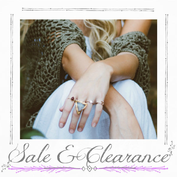 Sale & Clearance Jewelry
