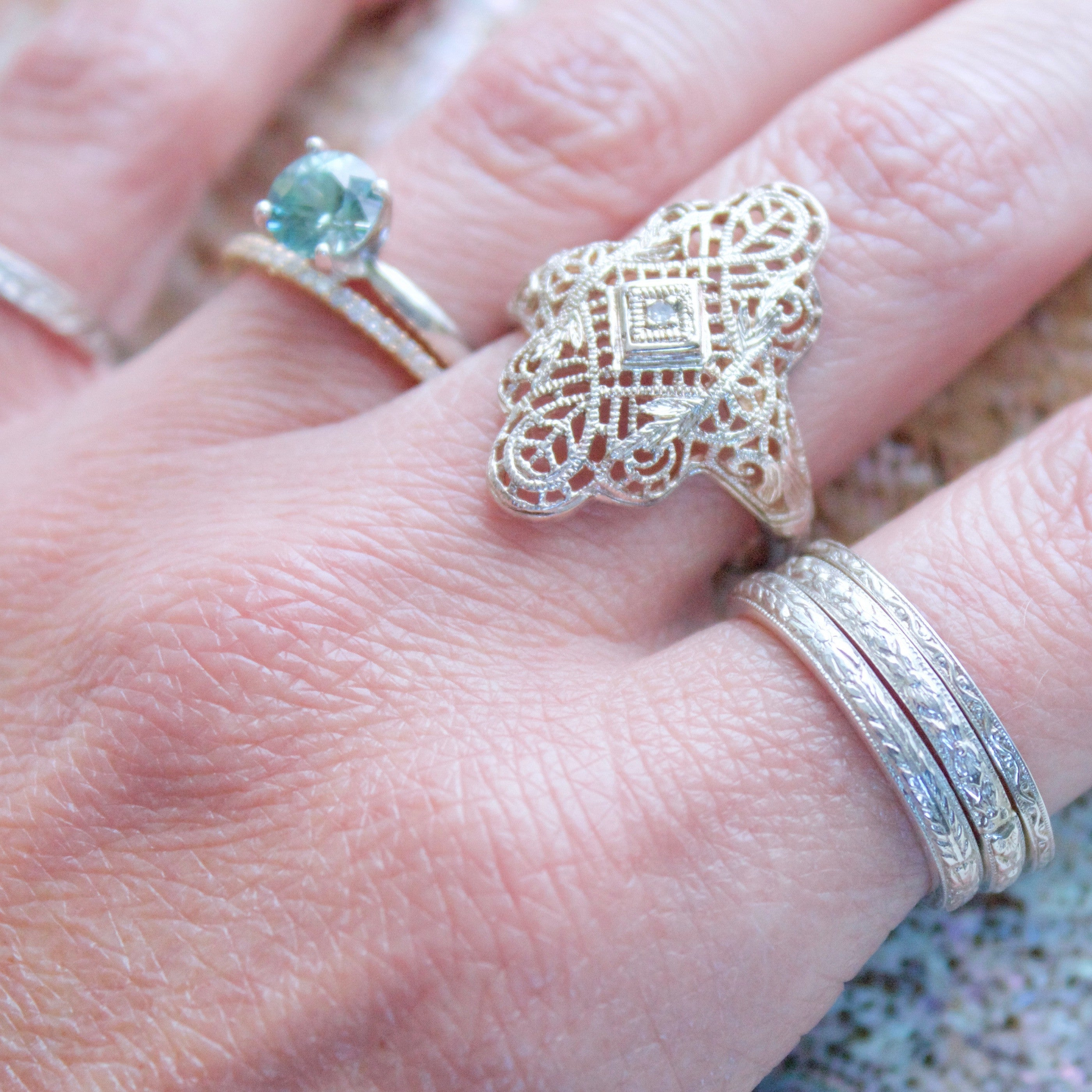 SSMDesign ~ Jewelry Personified Handcrafted Rings & Toe Rings Tagged ...
