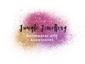 jungle jewellery resin earrings