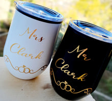 Tumbler Java Drop - Wedding White
