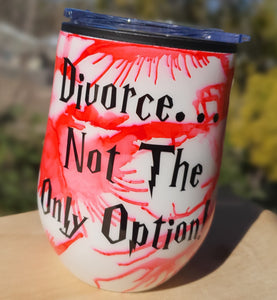 Java Drop - Hot/Cold - Divorce